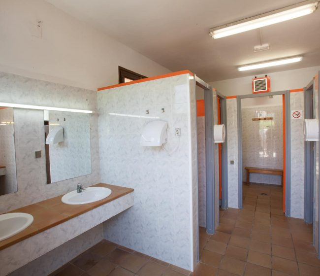 Serveis i dutxes